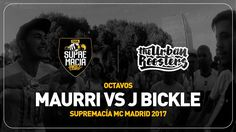 Maurri vs J.Bickle (Octavos) - Supremacía Mc 2017 Madrid. España -   - http://batallasderap.net/maurri-vs-j-bickle-octavos-supremacia-mc-2017-madrid-espana/  #rap #hiphop #freestyle