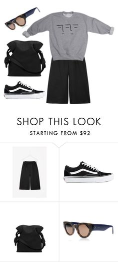 """""""Untitled #590"""" by lucyshenton ❤ liked on Polyvore featuring Vans"""