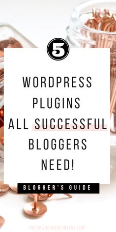 Jan 2019 - The 5 Best WordPress Plugins Your Site Needs Now. Find the best WordPress plugins for your site! Grow your WordPress site with these essential free plugins. Wordpress For Beginners, Wordpress Help, Wordpress Plugins, Blogging For Beginners, Wordpress Admin, Admin Login, Wordpress Theme Free, Wordpress Guide, Wordpress Template
