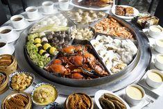 台中唯一巨籠宴。炎香樓。世界廚神領軍創意粵菜。午茶系列色香味俱全超吸睛 - 商妮吃喝遊樂