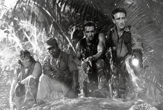 Predator (1987) - Sonny Landham, Carl Weathers, Arnold Schwarzenegger, Richard Chaves