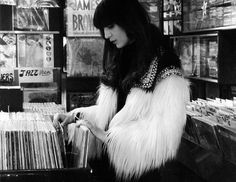 Records and fur
