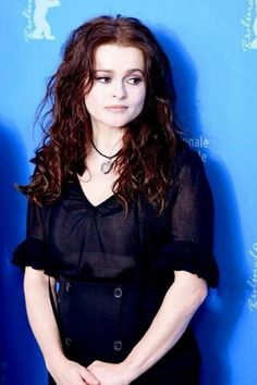 Helena Bonham Carter was the inspiration for Emma Price, the heroine in Tell Me a Desire