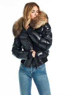 Gold Jacket, Fur Jacket, Bomber Jacket, Fur Coat, Tunic Tank Tops, Down Parka, Dressy Dresses, Winter Jackets Women, Jumpsuit Dress