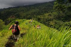 Costa Rica is a great destination for trekking.