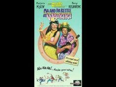 Ma and Pa Kettle at Waikiki (1955 Full Movie) (+playlist)