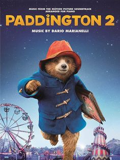 """Read """"Paddington 2 (Solo Piano)"""" by Wise Publications available from Rakuten Kobo. This unique folio presents selections from the soundtrack of the critically acclaimed sequel, Paddington Expertly arr. Paddington Film, Paddington Bear, Home Movies, Family Movies, Film Watch, Movies To Watch, Lose Fat Workout, Cool Calendars, Bear Character"""