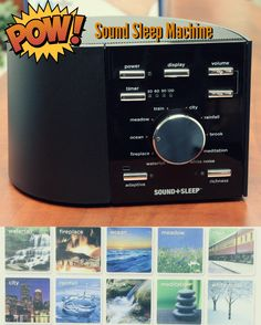 Sound Sleep-- Stress and lack of sleep go hand and hand. If your lack of sleep is caused by or exacerbated by background noise. The soothing sounds from this white noise generator will help you get a good night's sleep. http://www.developgoodhabits.com/ecosounds