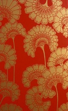 Papier peint Japanese Floral                              …