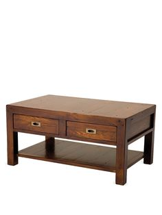 Post & Rail Collection Coffee Table by Four Hands at Gilt