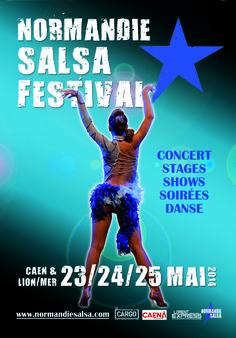 Caen (14) : Normandie Salsa Festival du 23 au 25 mai 2014 https://www.facebook.com/events/862758743741490/