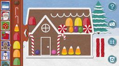 Felt Board Christmas App by Software Smoothie - YIPPEE!!  My favorite app has a holiday/winter edition!