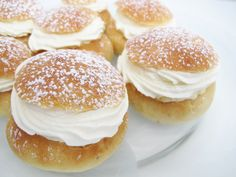 """A friend of mine once described the post-semlor feeling as """"pleasantly nauseous."""" That's pretty spot on. These monsters are the exception to the typically reasonably sized Swedish…"""