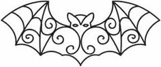 For my bat loving girl! this site also has some of the coolest embroidery patterns http://www.urbanthreads.com/productImages/regularSize/UTH1875.jpg