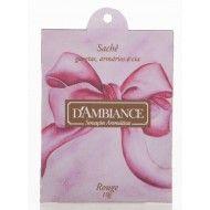 Sachê Perfumado 10G D'Ambiance Rouge
