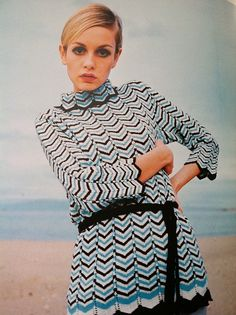 Missoni on Arianna Magazine, 1966