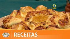 Santa Receita | Aprenda a fazer uma deliciosa pizza diferente com Alessa...