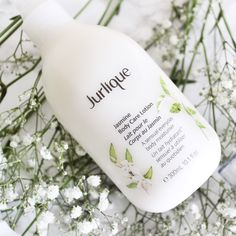 """After a refreshing morning shower I love applying my Jurlique Jasmine Body Care Lotion"" Love @JosieLDN xo"