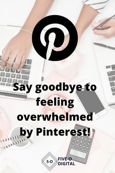 You Have No Idea, Just For You, Feeling Overwhelmed, Make It Work, Lead Generation, Pinterest Marketing, Work On Yourself, Repeat, Digital Marketing