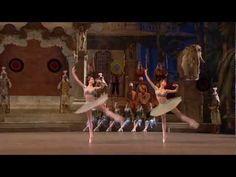 La Bayadère (Bolshoi Ballet) - Grand pas d'action (Entrée, adage, pas de quatre)