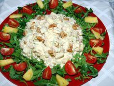 Receita Salada de peito de frango de Cookbooknet - Petitchef