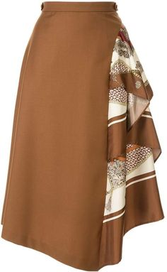 42 Stunning Asymmetrical Skirt Inspirations For Women Who Like Unique Style Classy Dress, Classy Outfits, Chic Outfits, Latest African Fashion Dresses, Women's Fashion Dresses, New Mode, Vetement Fashion, Asymmetrical Skirt, Fashion Sewing