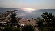 Black Sea at dawn