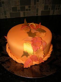 autum leaves cake Autum Leaves, Red Leaves, Cake Cookies, Cupcake Cakes, Cupcakes, Autumn Ideas, Autumn Inspiration, Holiday Cakes, Holiday Treats