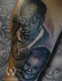 Realist Portrait Tattoo by: Prima #MaTattooBali #RealistTattoo #PortraitTattoo #BaliTattooShop #BaliTattooParlor #BaliTattooStudio #BaliBestTattooArtist #BaliBestTattooShop #BestTattooArtist #BaliBestTattoo #BaliTattoo #BaliTattooArts #BaliBodyArts #BaliArts #BalineseArts #TattooinBali #TattooShop #TattooParlor #TattooInk #TattooMaster #InkMaster #AwardWinningArtist #Piercing #Tattoo #Tattoos #Tattooed #Tatts #TattooDesign #BaliTattooDesign #Ink #Inked #InkedGirl #Inkedmag #BestTattoo #Bali Ma Tattoo, Piercing Tattoo, Tattoo Shop, Tattoo Studio, Tattoo Master, Ink Master, Tattoos For Guys, Cool Tattoos, Tattoo Ideas