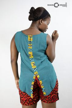 lovely chiffon tops, mixed with prints African Print Clothing, African Print Fashion, African Wear Dresses, African Attire, Ankara Peplum Tops, Long Skirt Fashion, Ankara Styles For Women, African Blouses, African Fabric