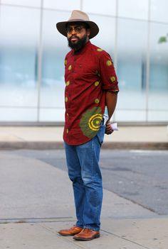 Mobolaji Dawodu, IAC Bldg | Street Fashion | Street Peeper | Global Street Fashion and Street Style