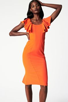 ZAC Zac Posen Spring 2014 Ready-to-Wear Fashion Show Collection