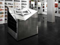 The Über Modern Bookstore - Architizer