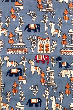 Buy Ethnic Printed Rayon Fabric Online with free shipping in USA/UK at best prices in discount sale from faserz.com Spider Art, Tie Dye Crafts, Ikat Print, Design Seeds, Ethnic Print, Fabric Online, Traditional Art, Satin Fabric, Old World