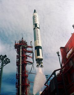 Gemini-Titan 11 Launch | Flickr - Photo Sharing! ~NASA album of vintage launch photos