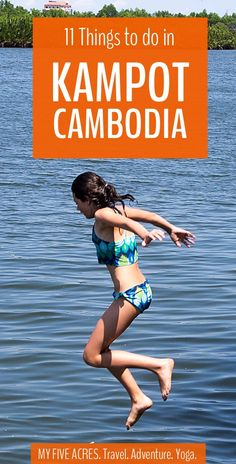 Kampot, a quiet riverside town near the south coast of Cambodia is one of our favourite places in the world. Here's your guide to our favourite adventurous things to do in Kampot, Cambodia. Travel Guides, Travel Tips, Travel Destinations, Travel Hacks, Travel Goals, Travel Advice, Phuket, Bali, Adventurous Things To Do