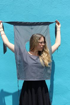 Retro Inspired Wrap Shirt Tutorial |