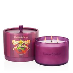 Large 3-Wick Fragranced Candle