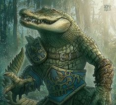 Crocodile, Warriors and Galleries on Pinterest