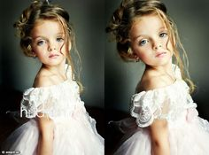 Milana Kurnikova #kids #model