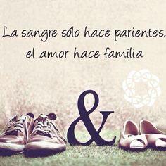 El amor hace familia*