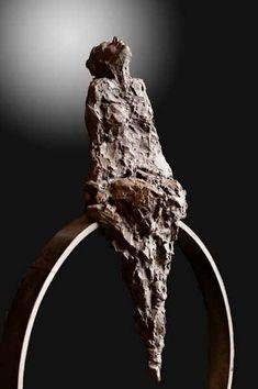 Sculptures, figurative sculpture, Sandrine Bouleau, http://www.sandrinebouleau.be