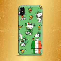 #green #shamrock #snoopy #happy #stpattys #stpatricksday #design #pattern #style #iphone #samsung #phone #case #cellphone #phonecase #gift #gifts #sale #forsale #shopping #shoppingonline #cute #giftideas #etsy by HappeeCase on Etsy