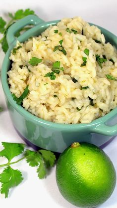 Cilantro Lime Rice  Shhh... Don't tell anyone, but here's the beloved recipe for a better version of Chipotle restaurant's Cilantro Lime Rice. Most of the secret recipe is in the name, but I make my rice with Chicken Stock in place of water, Adds a much richer flavor.  Deserves to be BELOVED !