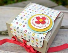 klikaklakas kreativer kram: Kleine Banderolenbox