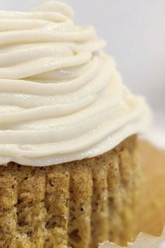 A thick, sweet and creamy Cream Cheese Frosting made with Protein Powder that's actually healthy! Use this sugar-free treat as a spread or even pipe it. It holds shape and the possibilities are… More