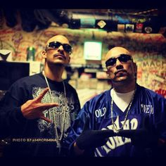 My 2 favs Mr Criminal & Mr Capone e