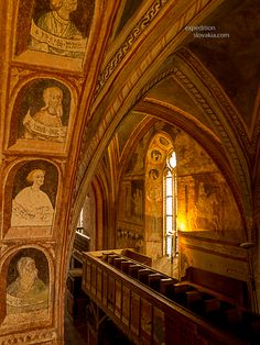 One of the most beautiful medieval churches Did you visit? Please mark: In the heart of historical Gemer region and surrounded by two mighty plains of the Sistine Chapel, Church Architecture, Central Europe, In The Heart, Medieval, Most Beautiful, Gothic, Temples, Goth Subculture