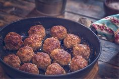 30 Meatball Recipes That Will Make You Very Happy Wine Recipes, Cooking Recipes, Best Meatballs, Italian Meats, Sunday Suppers, Meatball Recipes, Recipe Box, Fresh, Make It Yourself