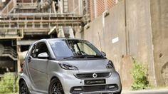 En 2012, pour les 10 ans de la coopération entre Smart et Brabus, la jeune marque allemande a sorti une smart de 102 chevaux. #Smart #Brabus #10ans http://www.auto-ici.fr/